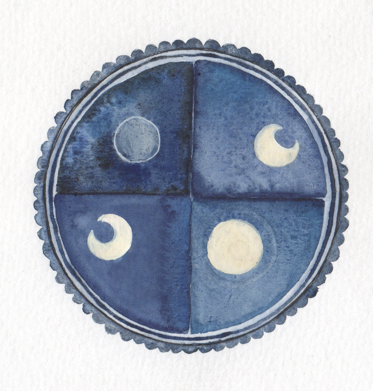 Em Sincronia com a Lua